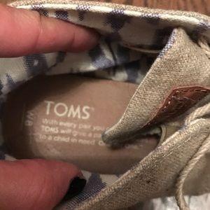 Tons linen shoes